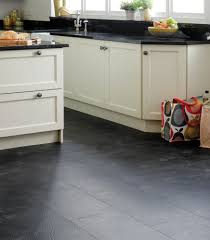 Kitchen Vinyl Flooring by Dark Grey Kitchen Floor Tiles Outofhome