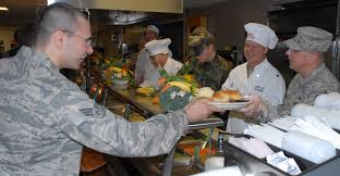 thanksgiving feast held on dover dover air base news