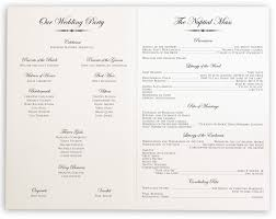 christian wedding program awesome christian wedding ceremony program ideas styles ideas