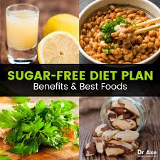 sugar free diet plan benefits u0026 best foods dr axe