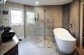 Open Bathroom Concept by Terrific Open Shower Concept Photos Best Idea Home Design