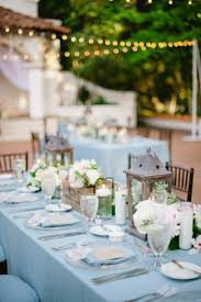 Rustic Table Centerpiece Ideas by Rustic Chic Lantern Wedding Table Decor Deer Pearl Flowers