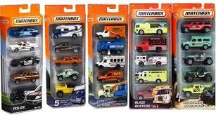 matchbox honda matchbox 5 car pack assortment diecast model cars 1 64 scale