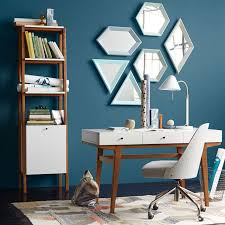 Modern Wall Desk Modern Desk West Elm