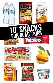 best 25 road trip snacks ideas on road trip food