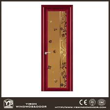 frosted glass doors prices bathroom factory price frosted glass aluminium bathroom door