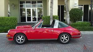 1972 porsche 911 targa for sale porsche 911 targa 2 4 litre with black leather car