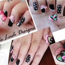 cute bow nail designs u0026 perfect choices nails pix