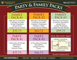 martin s bbq grill family packs