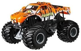 wheels monster truck jam mattel wheels monster jam prowler cgb04 mechaniniai žaislai