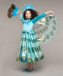 Peacock Costume Halloween Blue Monarch Butterfly Girls Costume Halloween