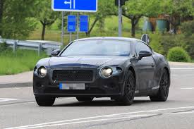 continental bentley 2018 bentley continental gt shows new features in first interior