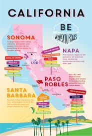 Sonoma Winery Map Sara Argue Design Illustrated Wine Maps