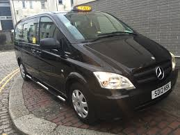 mercedes vito taxi 2012 euro 5 full hackney manual in plymouth