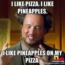 Gordon Ramsey Memes - gordon ramsay pineapple pizza meme 01 thefoodxp