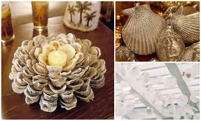 How To Make Home Decorative Things by Tips Creative Seashell Crafts To Make Your Home Smell Like Summer