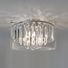 Glass Ceiling Fixture by Bathroom Lighting 11 Contemporary Bathroom Ceiling Lights For