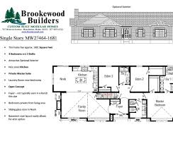 House Plans Country by House Plans Country Also 3 Bedroom Rambler On Rambler House Plans