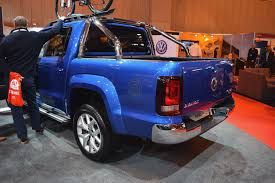 vw amarok the vw amarok v6 at the cv show stable vehicle contracts