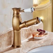 Antique Kitchen Faucets Online Get Cheap Nickel Bathroom Faucet Aliexpress Com Alibaba