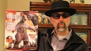 Inflatable Costume Halloween by Godzilla Inflatable Costume Youtube
