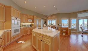 best way to paint pine kitchen cabinets 5 easy ways to transform cabinets when painting isn t an option