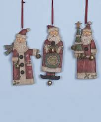 this felt russian doll ornament set by foster co on