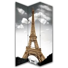 canvas room divider new york black u0026 white canvas privacy screen folding room divider