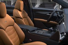 cadillac jeep interior 2016 cadillac ct6 fully revealed aims to match the germans
