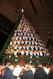 high choir christmas tree pictures to pin on pinterest