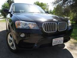 2012 bmw suv used 2012 bmw x3 for sale pricing features edmunds