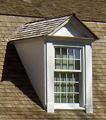 Loft Dormer Windows Dormer Window That Projects Beyond The House Roof