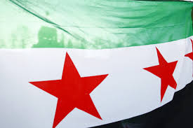Rebel Syrian Flag Syrian Natives Who Live In Wisconsin Worry For Loved Ones In
