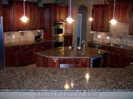 Baltic Brown Granite Countertops With Light Tan Backsplash by Baltic Brown Granite Countertop From China 213492 The Details