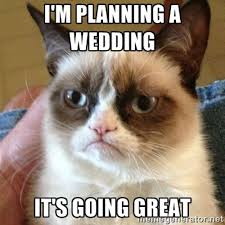 Meme Wedding - 12 wedding memes that totally get what you re going through