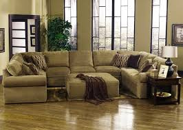 Chenille Sectional Sofa Magnitude 5 Sectional In Desert Chenille Fabric Jackson