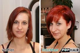 Bob Frisuren Vorher Nachher by Amazing Vorher Nachher Frisuren H6x Frisuren Frisuren