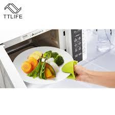 gant cuisine silicone ttlife silicone résistant à la chaleur gants silicone d isolation