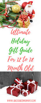 gifts for 18 month gift ideas
