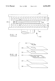 Architect Signature Patent Us6036099 Lamination Process For The Manufacture Of A