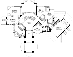 luxury house plans with indoor pool 4 bedroom house plans with indoor pool