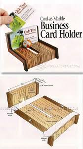 wooden pencil holder plans wooden business card holder plans woodworking plans and projects