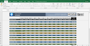 Free Excel Budget Spreadsheets Excel Spreadsheet For Budget Household Wolfskinmall