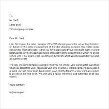 retirement resignation letter formal resignation letter sample