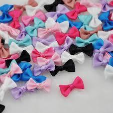 satin ribbon bows high quality small ribbon bows buy cheap small ribbon bows lots