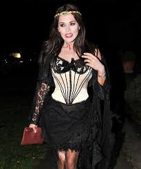 Corsets Halloween Costumes 7 Celebrity Corset Costumes Hourglass Angel