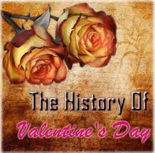 on this day in history the beginning of valentine s day and traditional gift giving