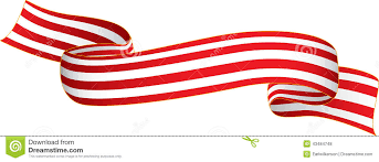 patriotic ribbon flag ribbon stock vector image 43484748