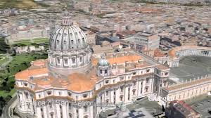 Google Maps Italy by Roma In 3d Su Google Earth Youtube