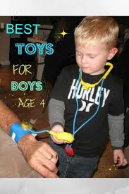 best gifts and toys for 4 year boys and boys